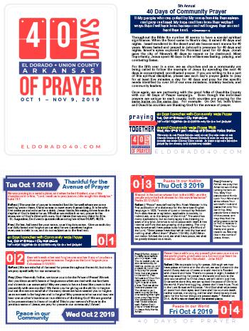 Downloadable PDF Daily Prayers